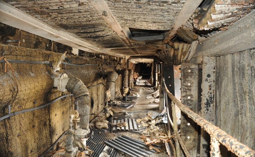 ČEZ, Dětmarovice power plant – ABS1 collapse
